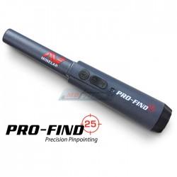 Пинпоинтер Minelab PRO-FIND 25